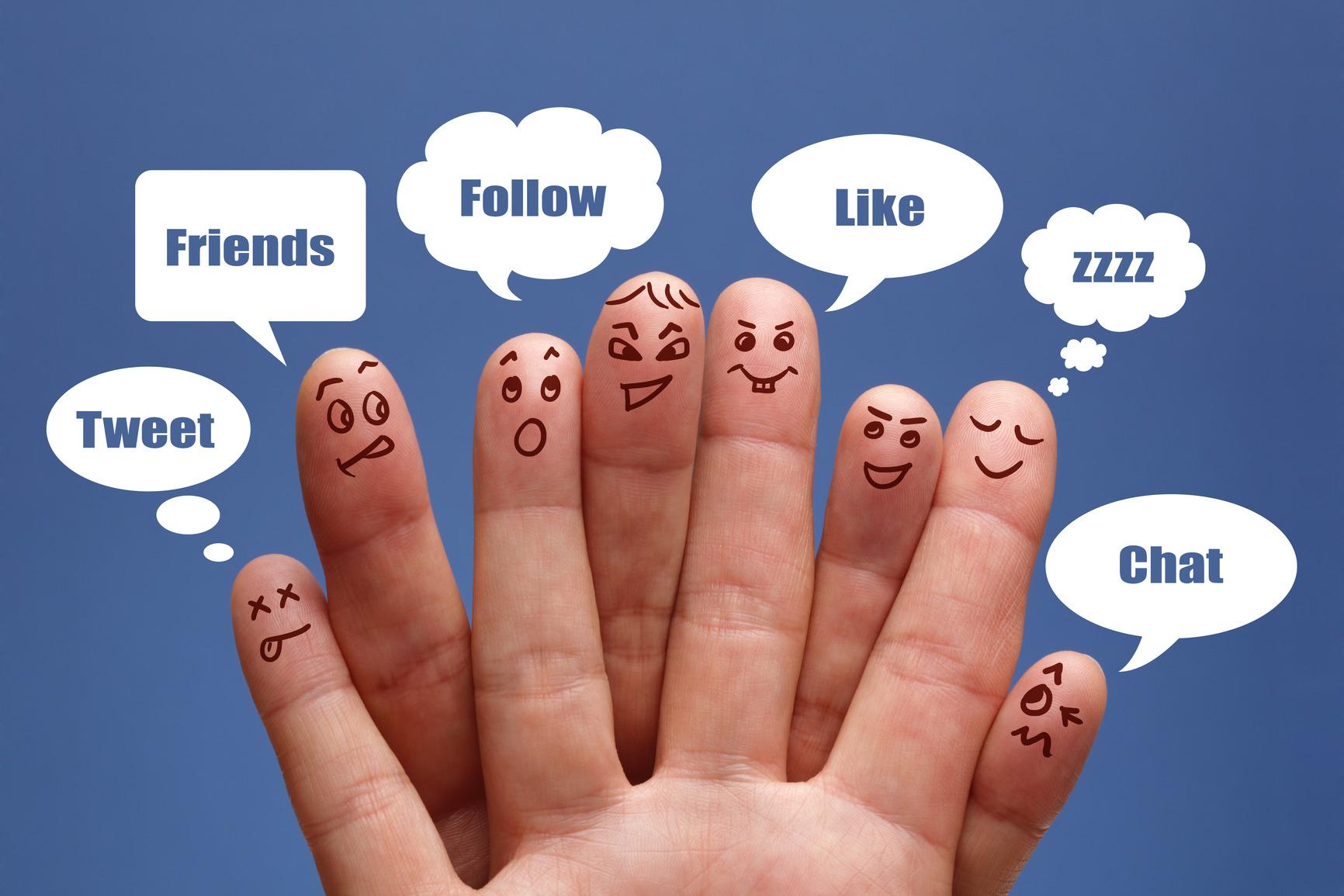 Internal social media.  Ready.  Or not.