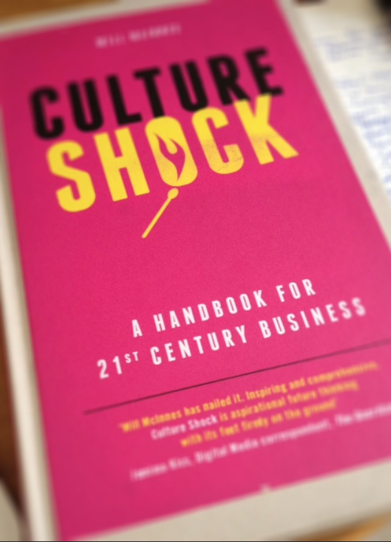 Culture Shock by Will McInnes