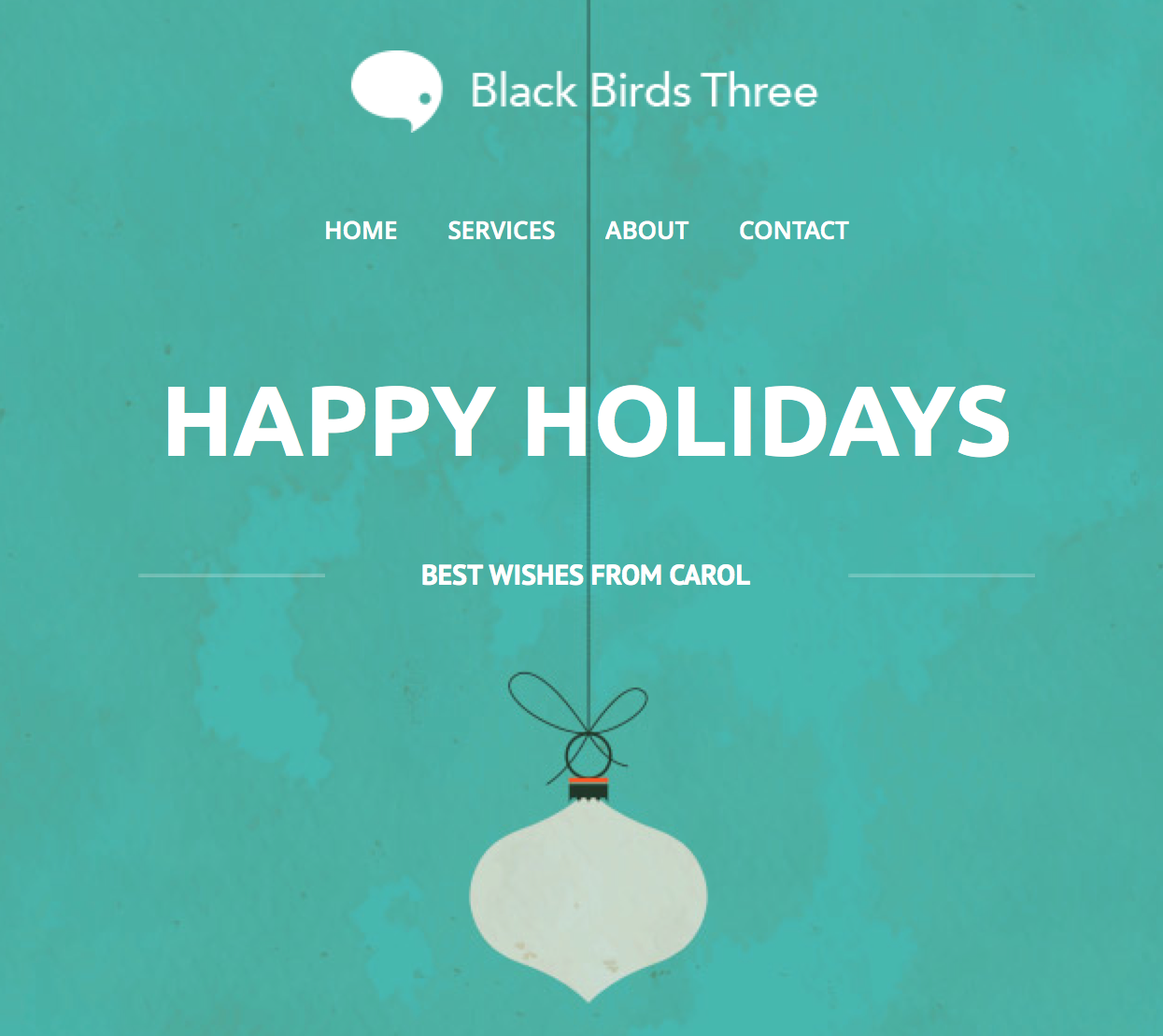 Happy Holidays & Best for 2014!